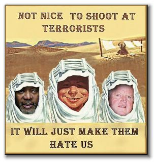 Dont Shoot the Terrorists.