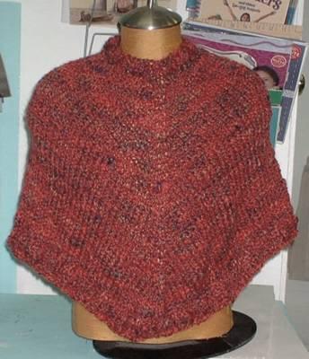 PATTERN-MATIC – FREE 'Love Child' Kids Poncho Pattern | Knit