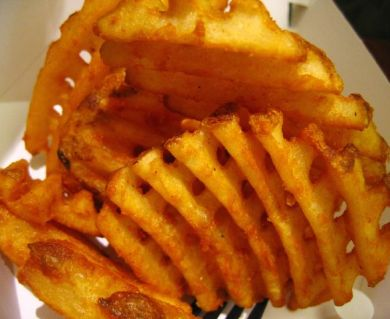 Criss Cut Fries