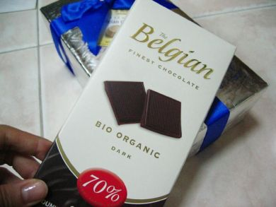 Belgium Dark Chocolate