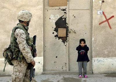 Day care in Iraq.