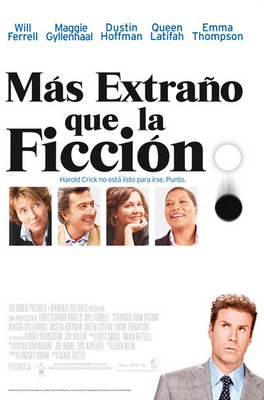 Poster de Stranger than Fiction