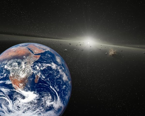 Newly Discovered Asteroid Belt May Contain Earthlike Planets
