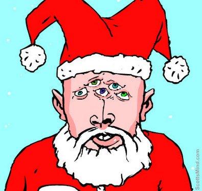 Evil Santa Generator