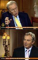 blair admits Iraq is a 'disaster'