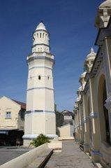 >>Masjid Achen Street di Pulau Pinang, dibina tahun 1808