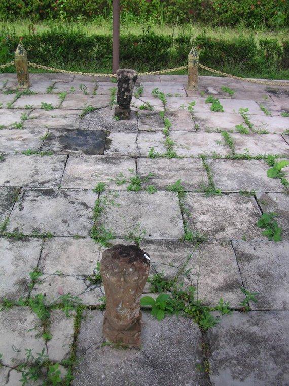 Makam Sayyidina Jamalul Alam Badrul MUnir