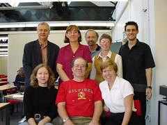 MSc Team: Start of 2003