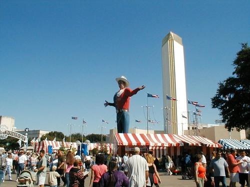 Kurt Nordstrom photo of Texas State Fair