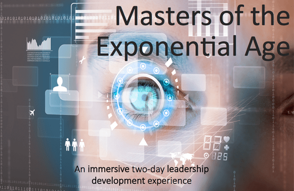 Masters of the Exponential Age: An immersive leadership ...