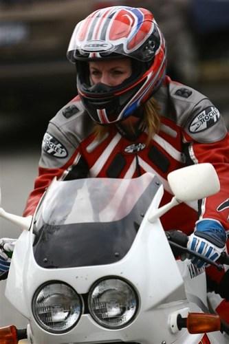 Suzuki Demo Days Rider