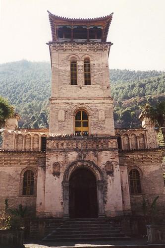 Église catholique de Cizhong © Michael Sydney