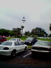 St. Simons Lighthouse in the Village