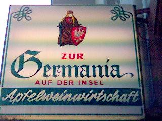 Zur Germania