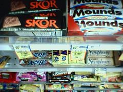 Candy aisle