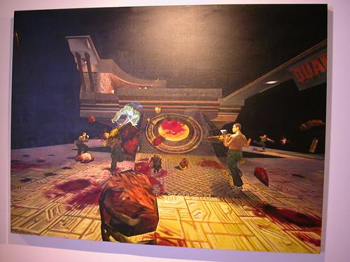 Quake III screenshot by hannes