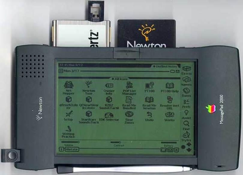 Resultado de imagen para Apple Newton
