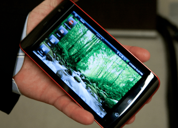 CES: Dell previews 5-inch tablet concept akin to large ...