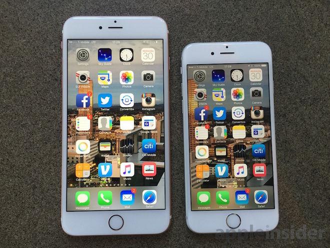 I Phone 6 S Plus
