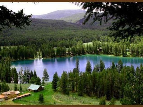 1165 Moose Lake Rd, Philipsburg, MT 59858