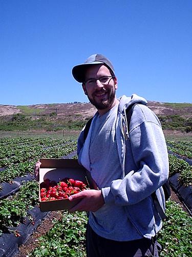 Ryan With Harvest