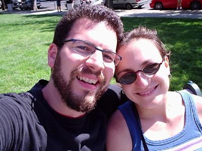 Ryan and Veronica - San Jose - July 4th
