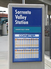coaster schedule
