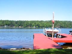Morning on Cranberry Lake