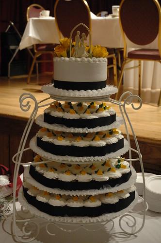 Wanda & Sean's Cake