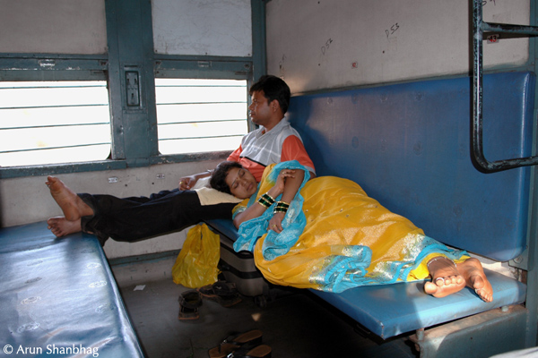 Arun Shanbhag Konkan Railway