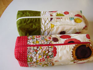 amazing sewn containers