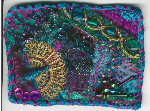 Gemstones crazy patchwork 003