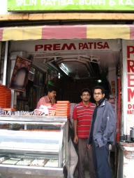 Prem Patisa in Kud, famous for Mithai