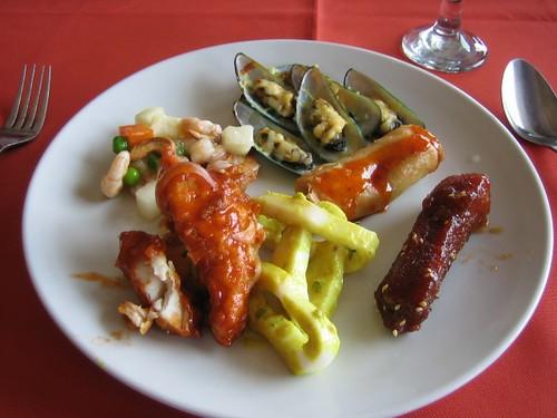 Chinese - Majestic Lunch Buffet