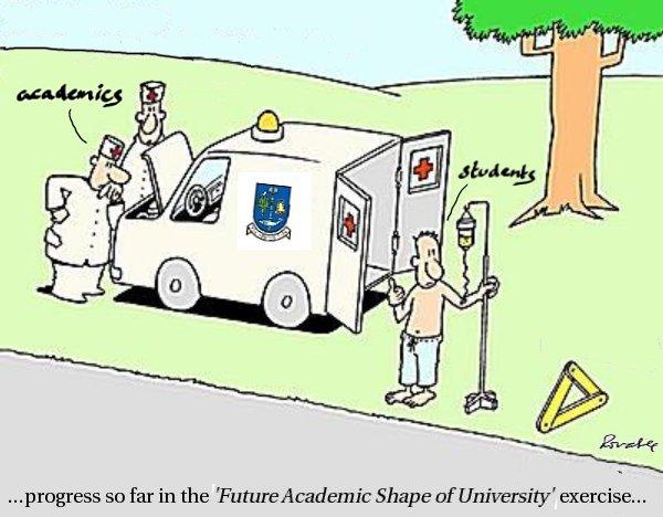 gud life 23 - progress future academic shape