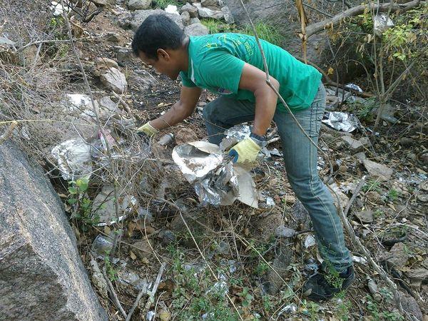 cleaning khajaguda