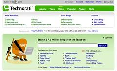 Technorati Top 5