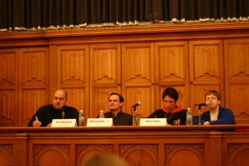 Nelson on panel at Yale's Reblaw conference