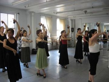 Image result for flamenco dance class