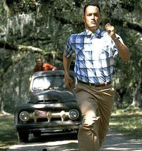 Run, Forrest, Run!