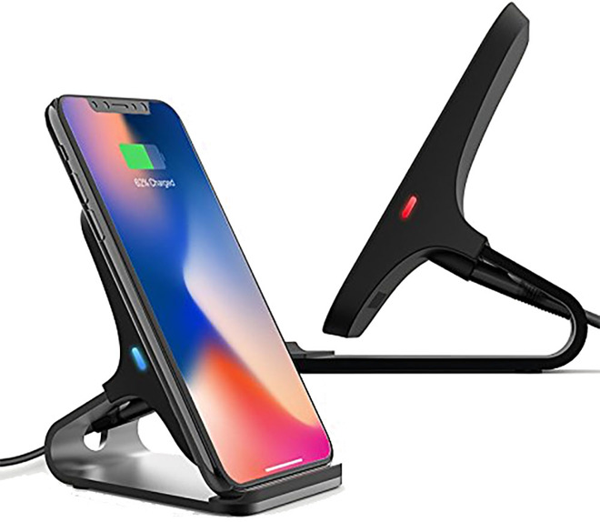 Vesena Qi Fast Wireless Charger Dock