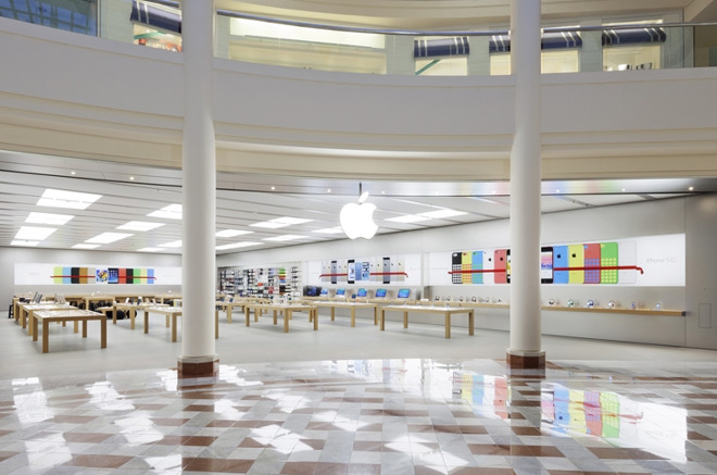 Here are all of the Apple retail store openings  moves  and remodels     applestore stonestown