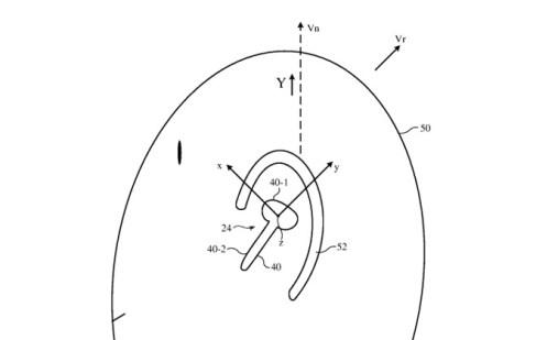 Отслеживание головы Apple AirPods