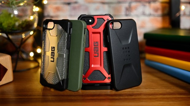 UAG Plasma (left), Outback Series (Second), Monarch (second from right), Civilian (right)