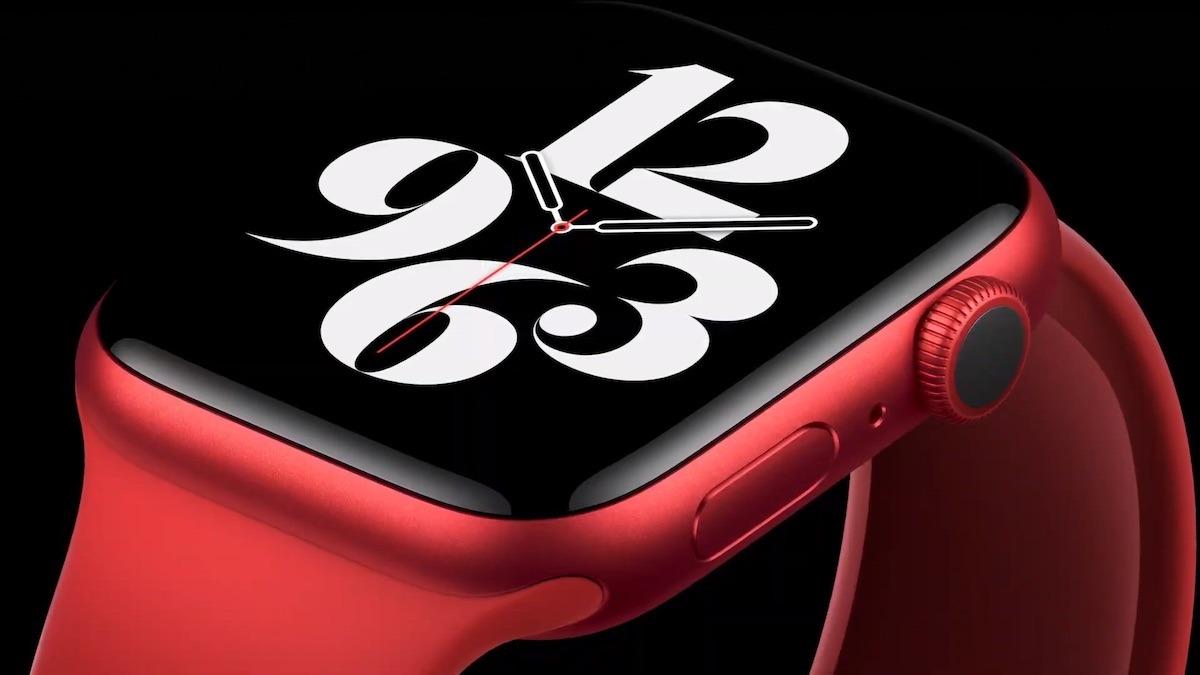 Relógio Apple
