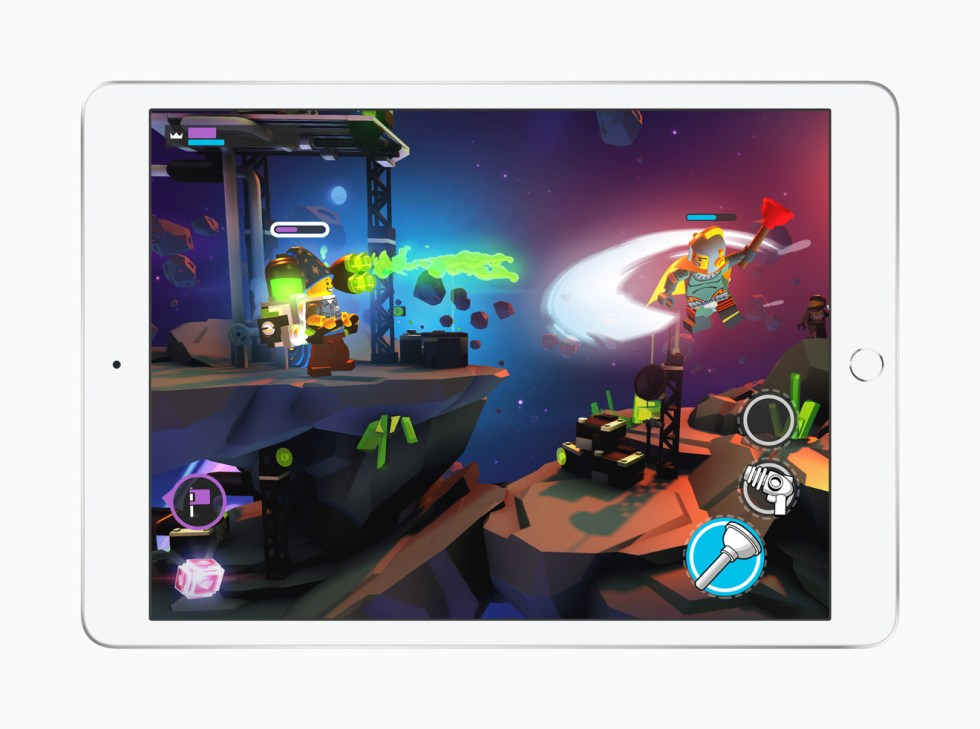 The 2020 iPad should perform better for gaming