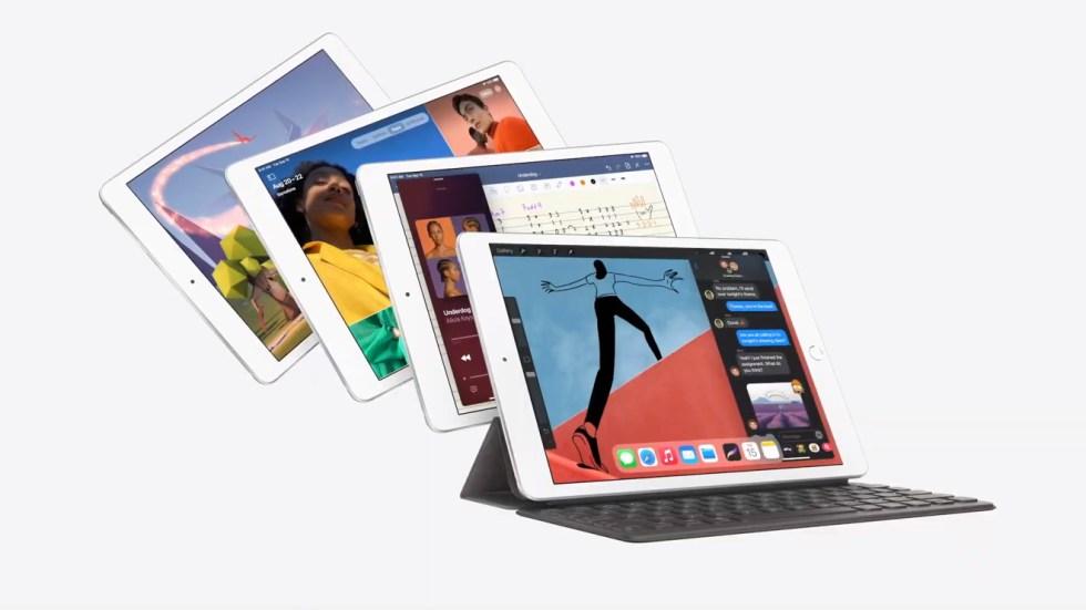 The eighth generation iPad
