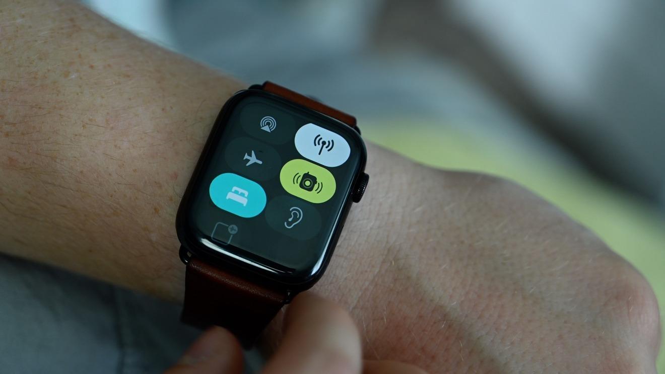 Trung tâm điều khiển của cả iOS 14 và watchOS 7 sử dụng biểu tượng này để điều khiển Chế độ ngủ theo cách thủ công.