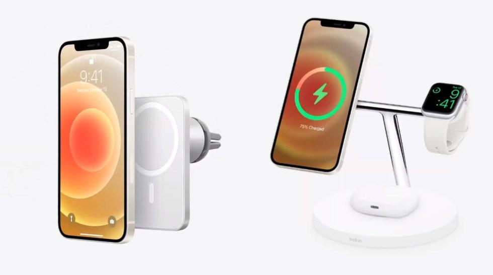 Belkin's new MagSafe accessories