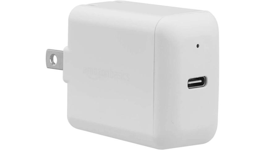 AmazonBasics 18W charger